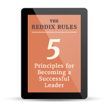 Reddix Rules of Leadership by Dr. Angela D. Reddix