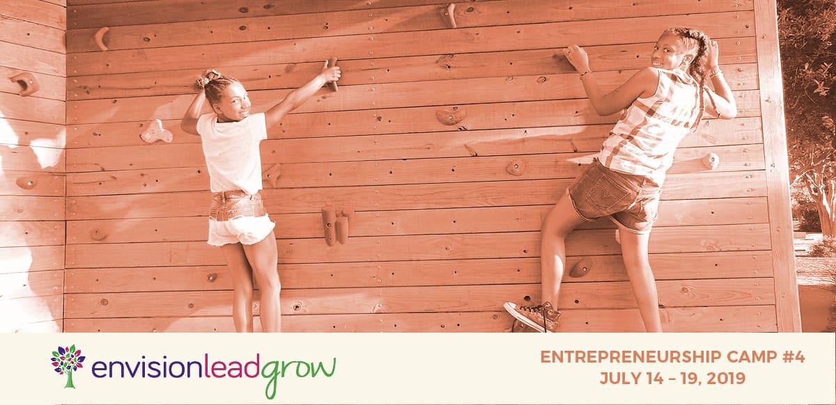Envision Lead Grow Entrepreneurship Camp