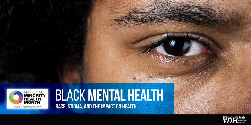 Black Mental Health Event with the VDH